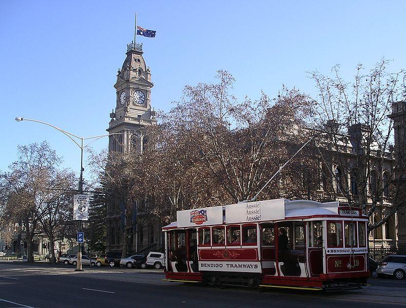 Nördlich von Melbourne